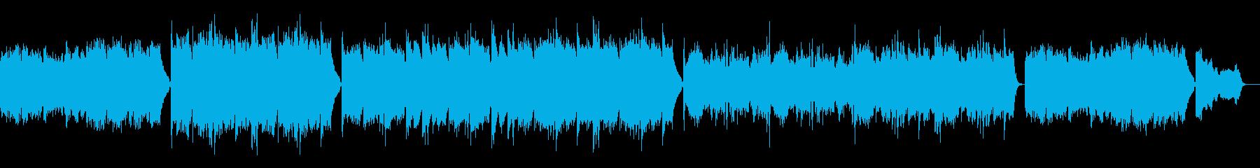 優しく落ち着くピアノポップ:Mギター抜きの再生済みの波形