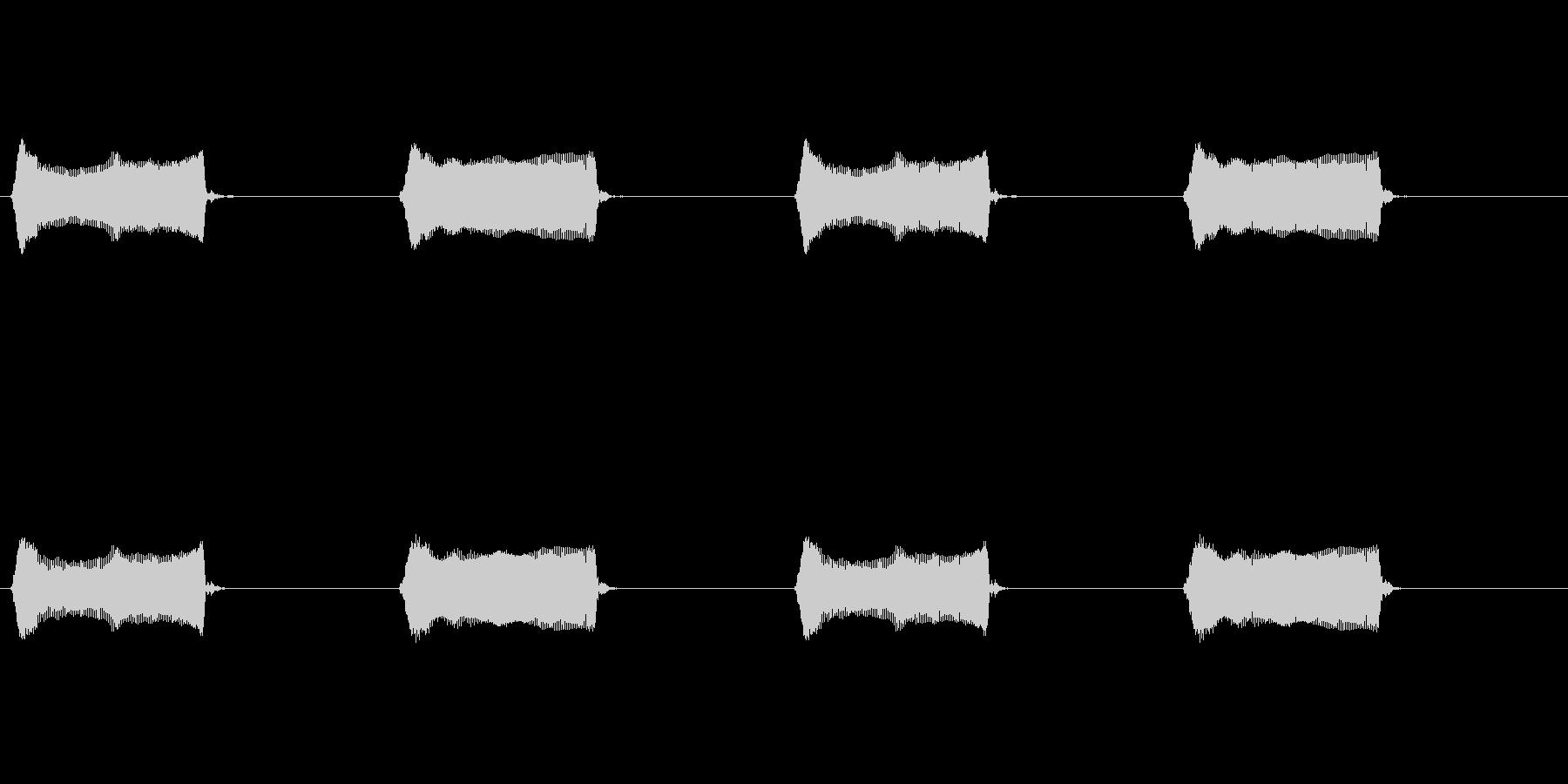 【携帯電話 バイブ01-3L】の未再生の波形