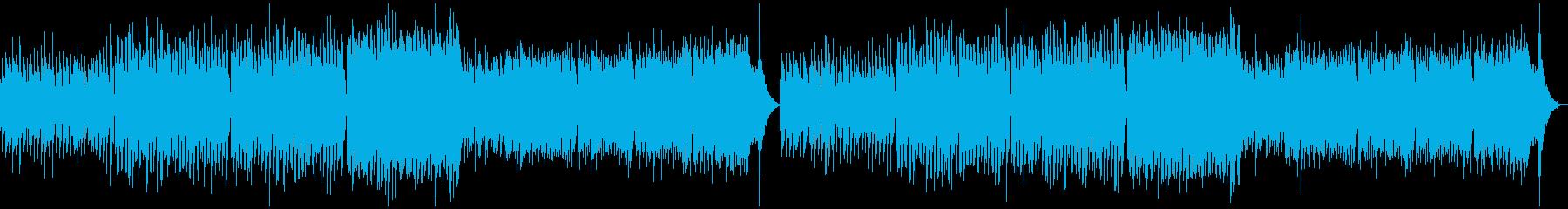 クール・スタイリッシュ・EDM・7の再生済みの波形