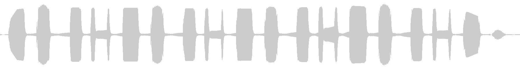 ロボット、機械的な効果音の未再生の波形