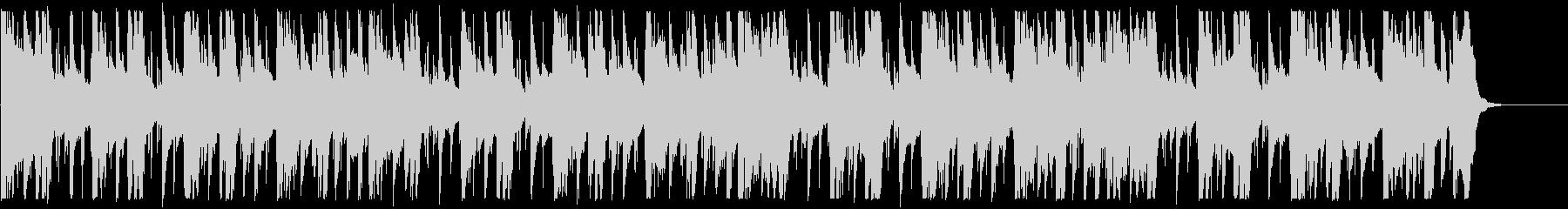 キラキラ/ローファイ_No593_4の未再生の波形
