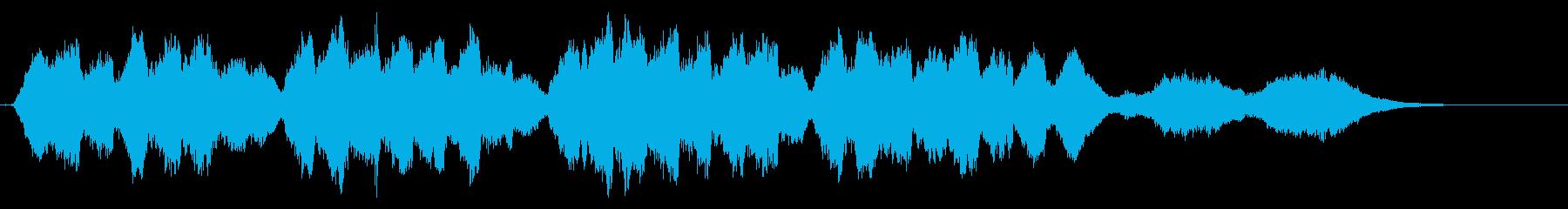 賛美歌/よろずのくにびと/弦楽四重奏の再生済みの波形