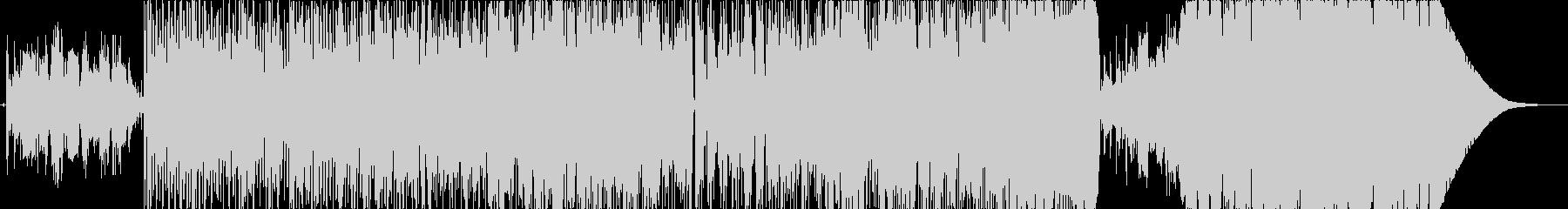 「夕暮れ時に聴きたいミディアムバラード」の未再生の波形