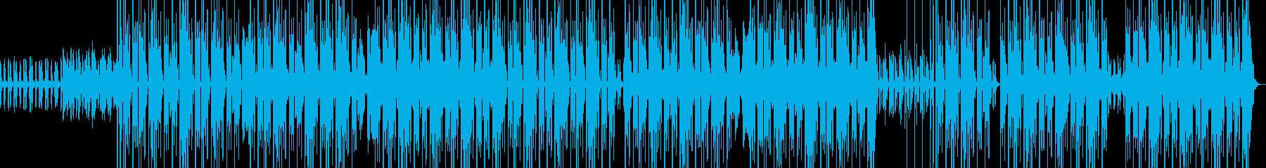 【808】ダークで、ディープな一曲の再生済みの波形