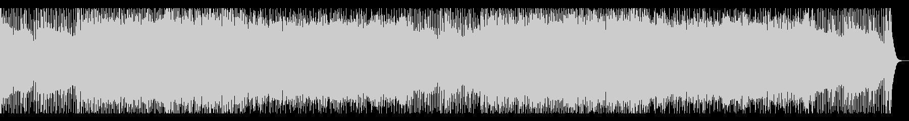 三味線がメインの激しい和風ロック/メタルの未再生の波形