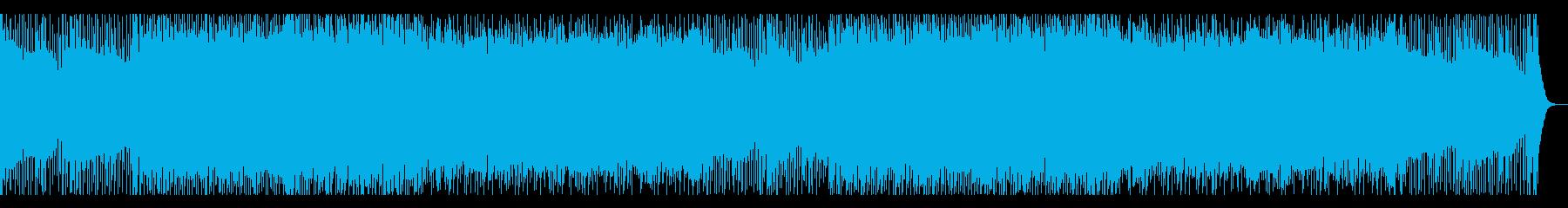 三味線がメインの激しい和風ロック/メタルの再生済みの波形