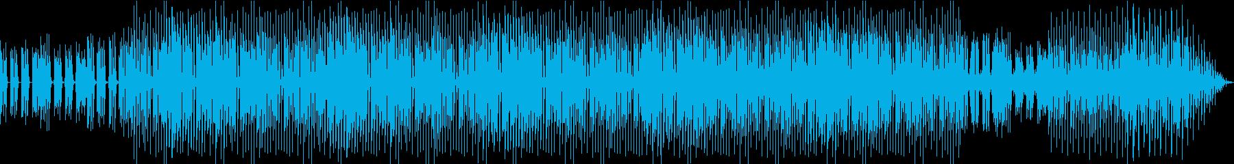R & B テイストの爽やかポップ。の再生済みの波形