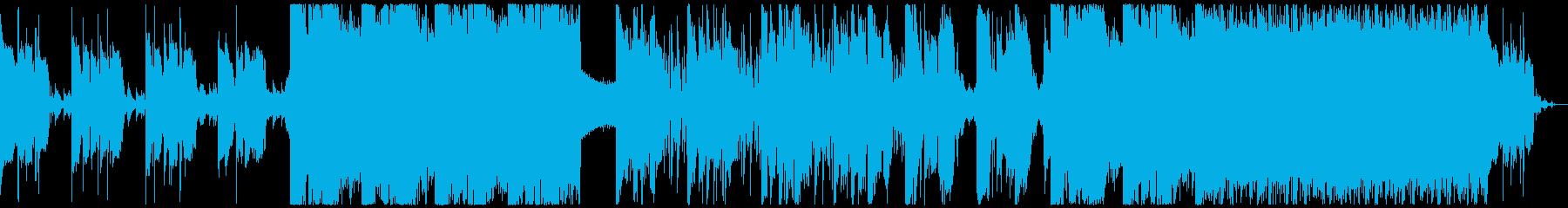 切ない・美しい・ダーク・洋楽男性ボーカルの再生済みの波形