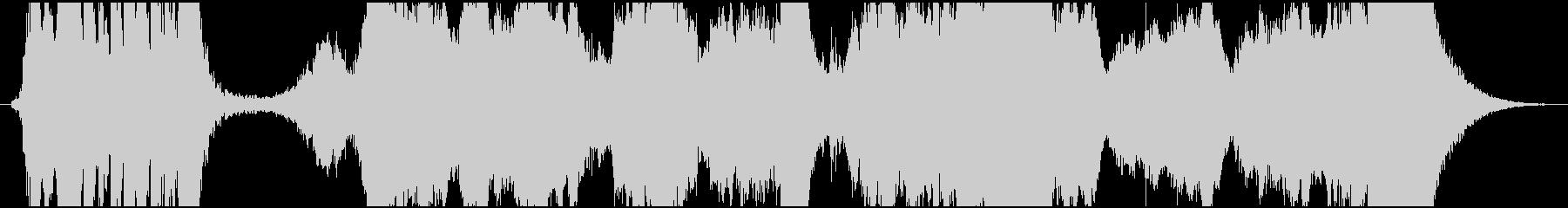 現代的 交響曲 クラシック コーポ...の未再生の波形