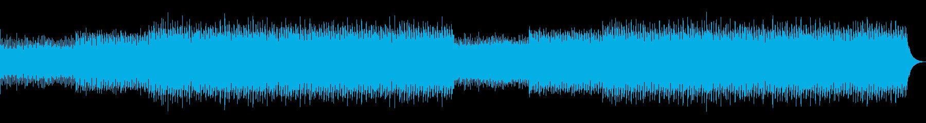インディーズロック・シンプルな疾走感の再生済みの波形