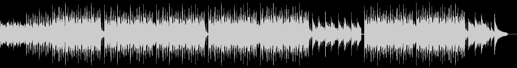 明るいピアノバイオリンポップ:Eギター抜の未再生の波形