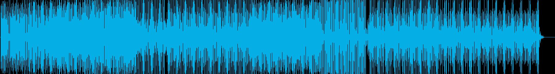 ニュース-店舗-テックハウス-IT-PVの再生済みの波形