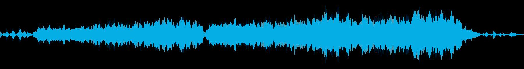 春/ピアノ/チェロ/ロマンチックの再生済みの波形
