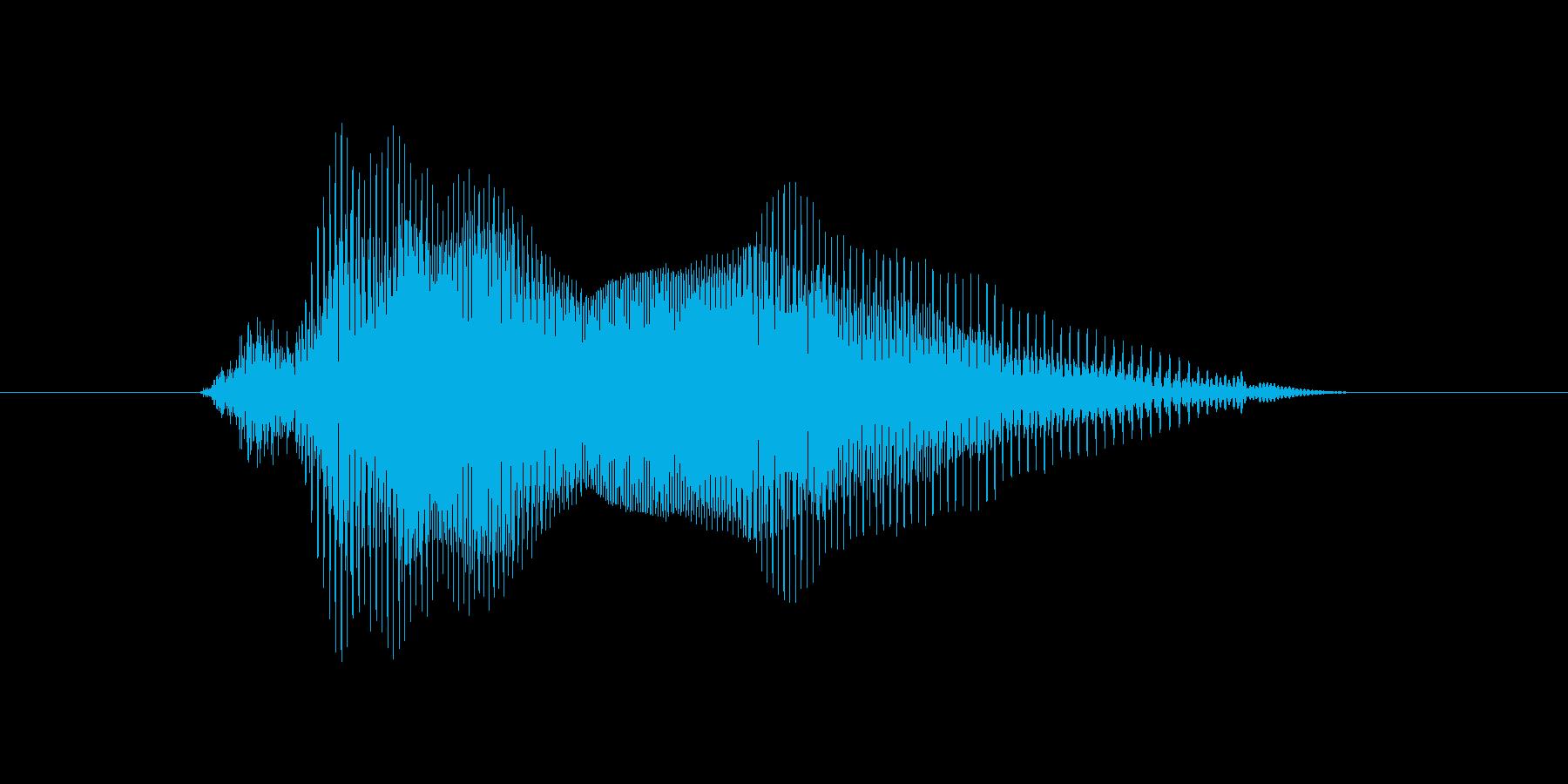 JANUARY(ジャヌアリー・Janu…の再生済みの波形