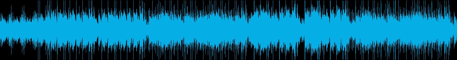 さわやかバイオリン/ループ/イントロ9秒の再生済みの波形