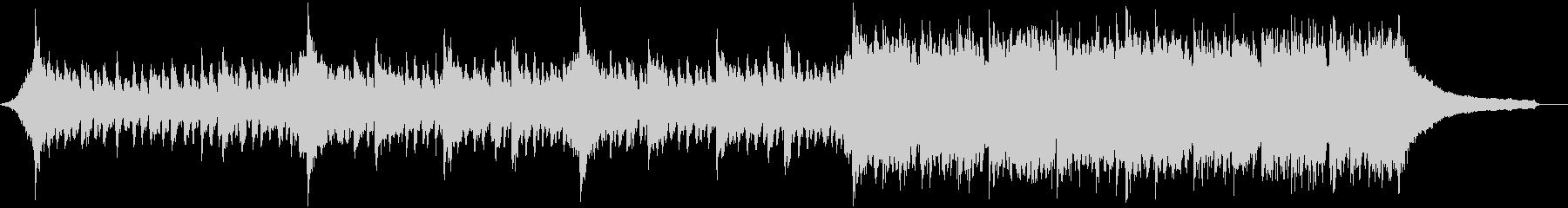 企業VP映像、112オーケストラ、壮大bの未再生の波形
