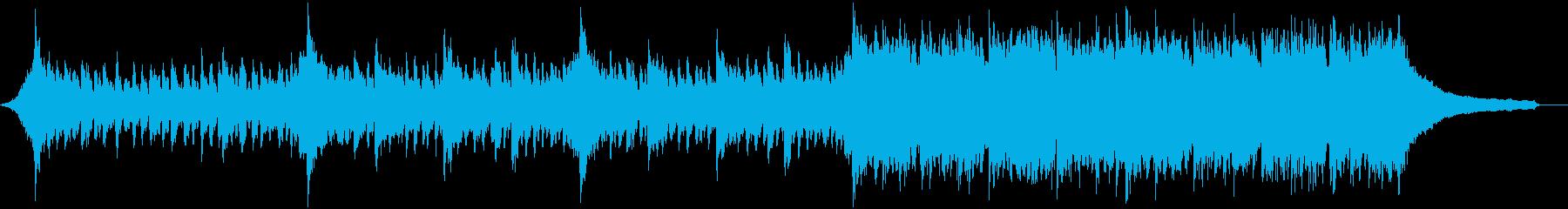 企業VP映像、112オーケストラ、壮大bの再生済みの波形