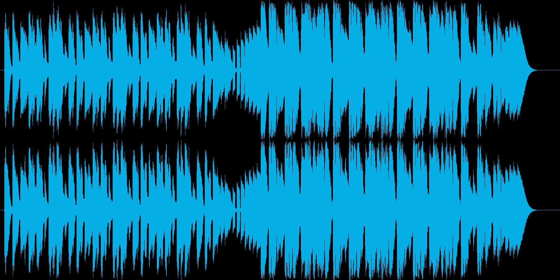 テクノです。KORG DS-10のみで…の再生済みの波形