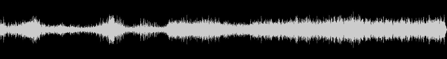 ラジオスキャン5の未再生の波形