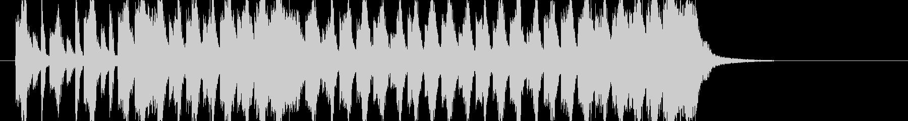 煽りEDM アイネクライネ ショート2の未再生の波形