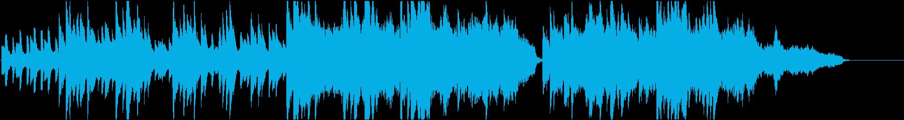 企業VP32 24bit44kHzVerの再生済みの波形
