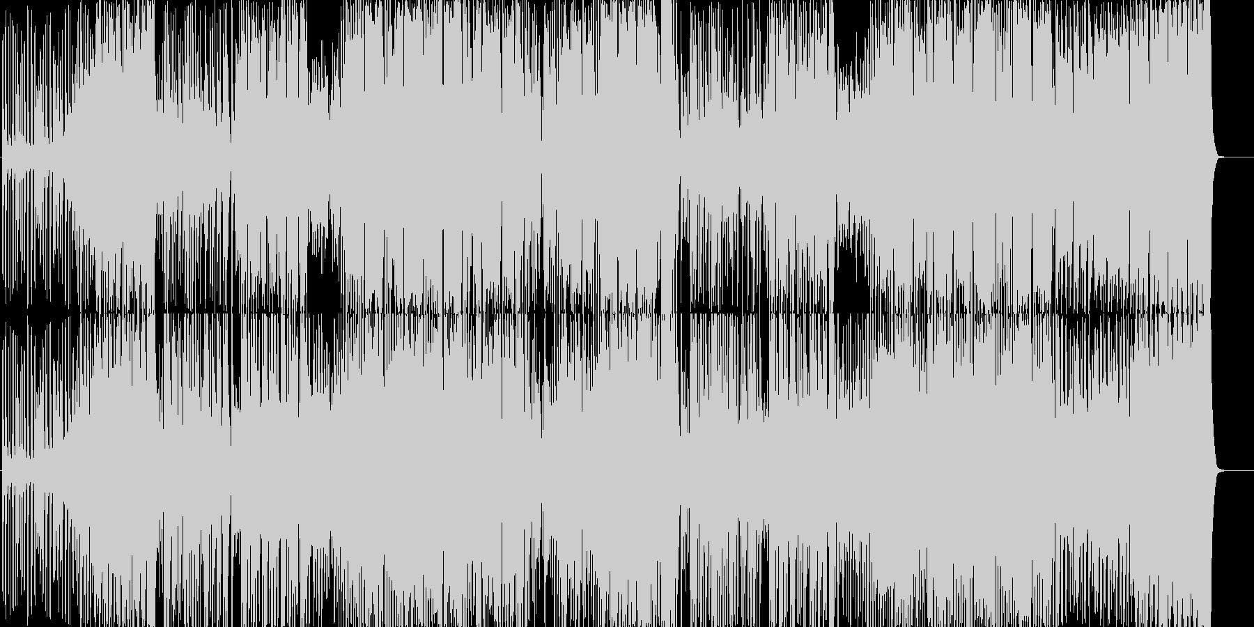 雄気堂々の未再生の波形