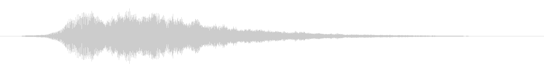 フォンファンファ(不思議、ファンタジー)の未再生の波形