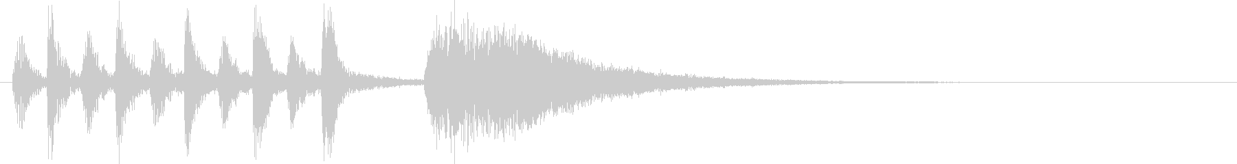 A short song representing the situation's unreproduced waveform