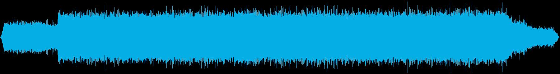 大型コンバインハーベスター:内線:...の再生済みの波形