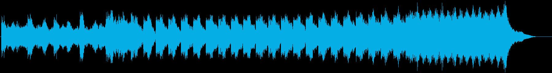 【定番】ハリウッド・アクション【煽り】の再生済みの波形