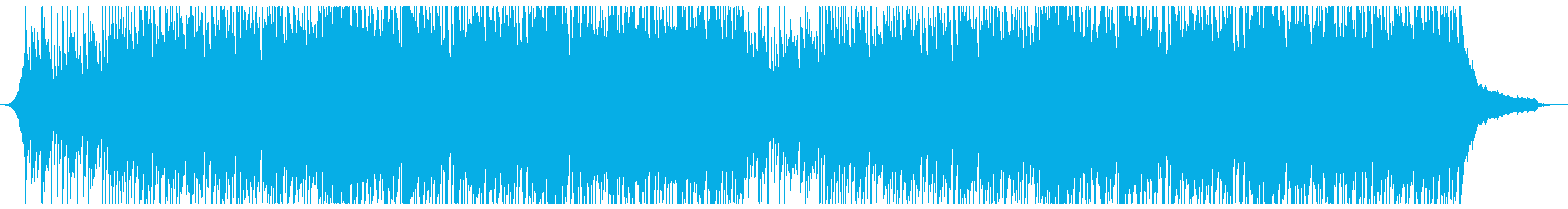 おしゃれ15Aの再生済みの波形