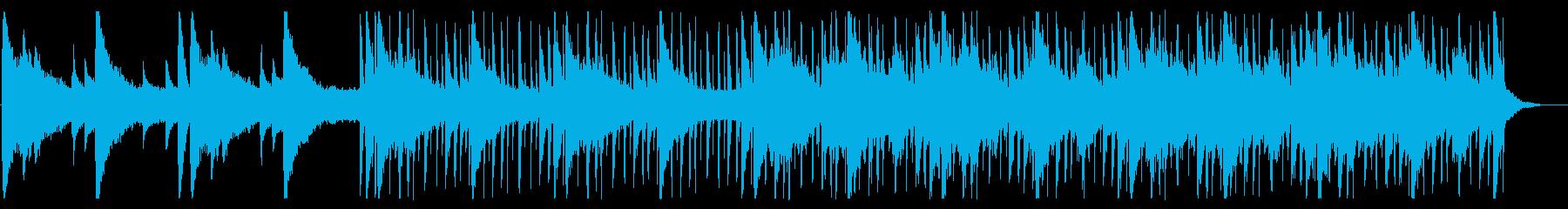 爽やかモーニング/R&B_No598_2の再生済みの波形