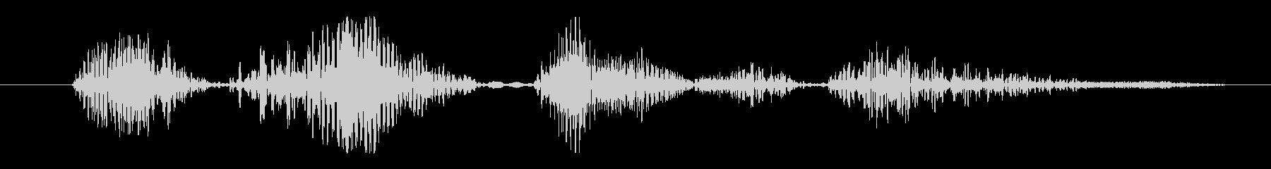 フィクション AI スペースシャト...の未再生の波形