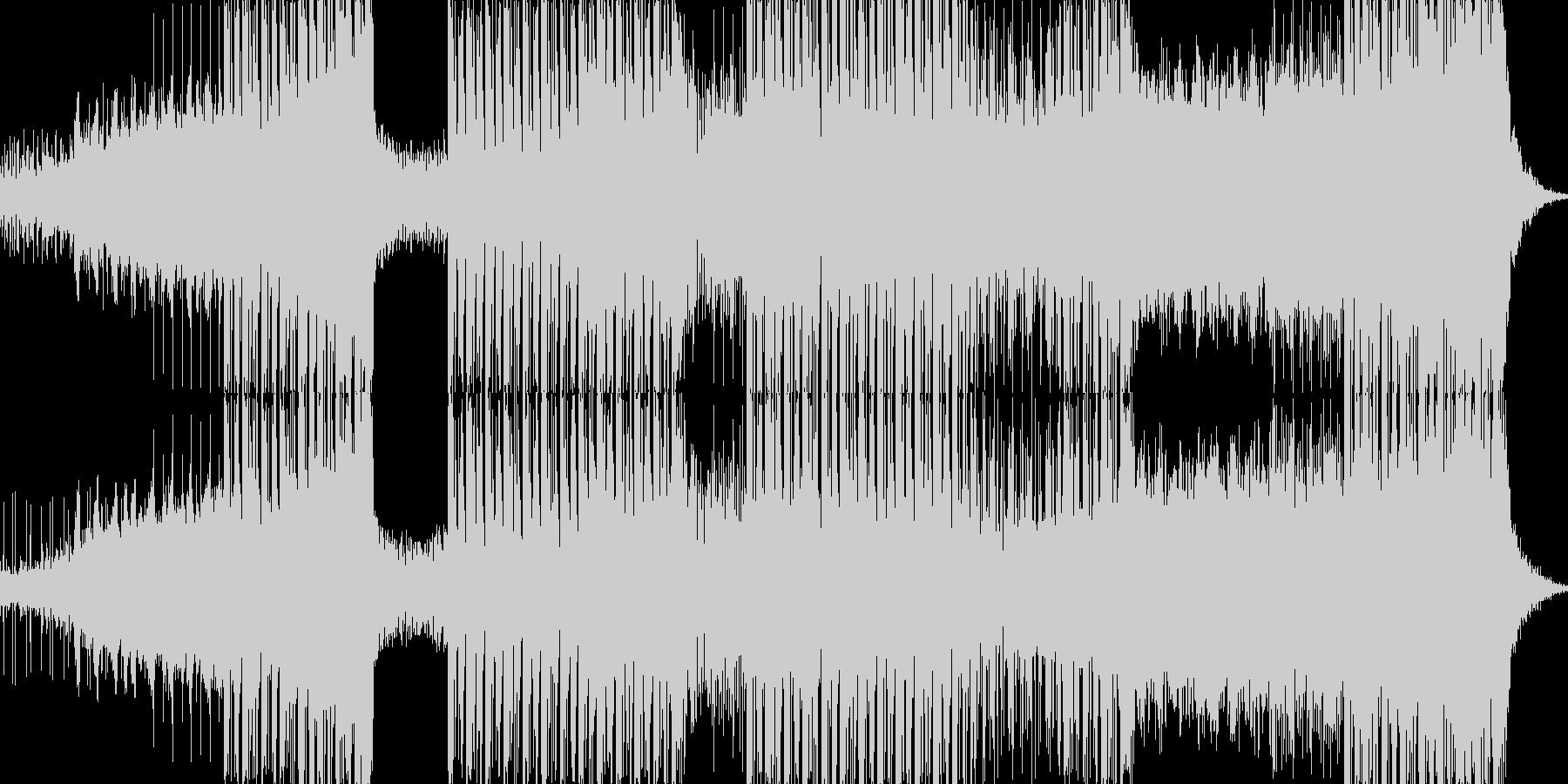 動画 サスペンス 技術的な 繰り返...の未再生の波形