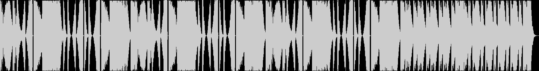 CM等制作用15秒ジャスト音源の未再生の波形