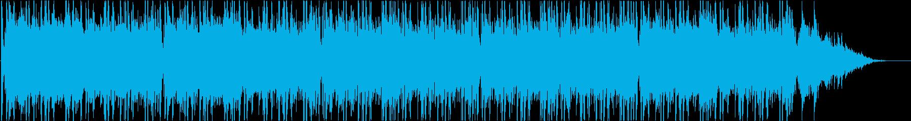 アンビエント エーテル 淡々 テク...の再生済みの波形