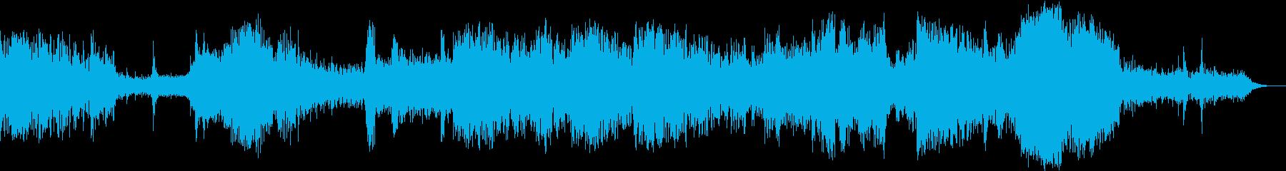 【ホラー】 【映画】 タイトルロゴ_01の再生済みの波形