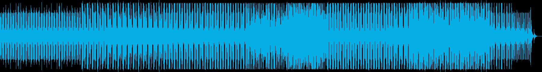 秋にピッタリなHIPHOPサウンドの再生済みの波形
