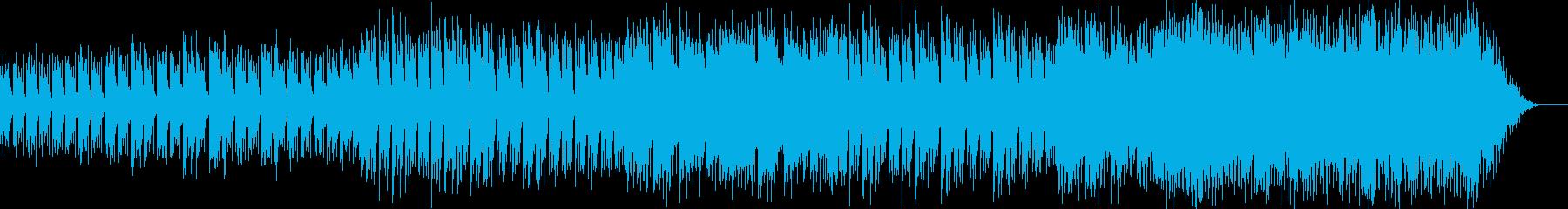 感動的なピアノメインの曲ですの再生済みの波形