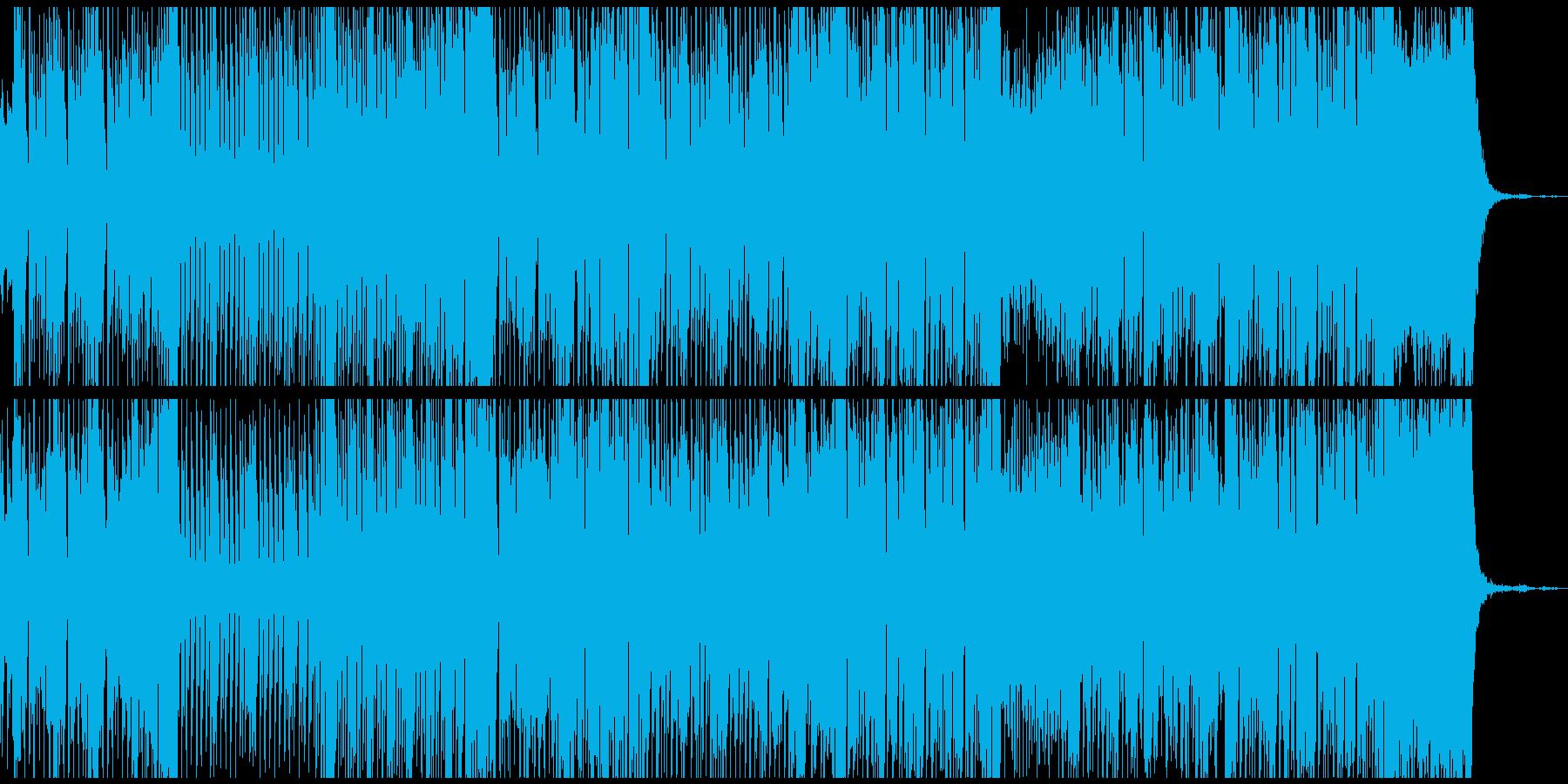スタイリッシュ の再生済みの波形