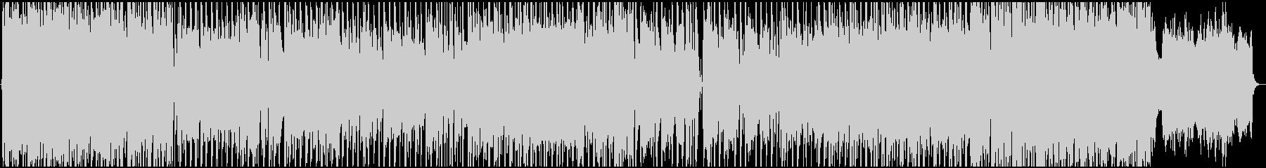Pop BGM that feels awkward's unreproduced waveform