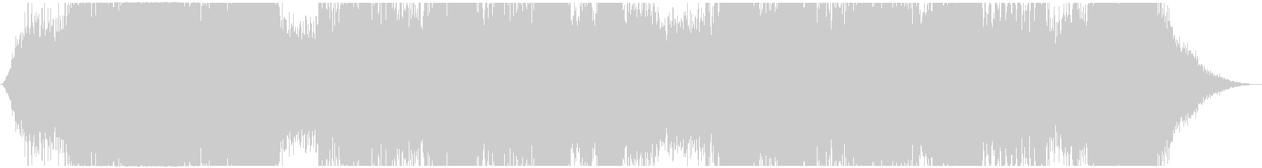 ドローン ムービングエアロー02の未再生の波形