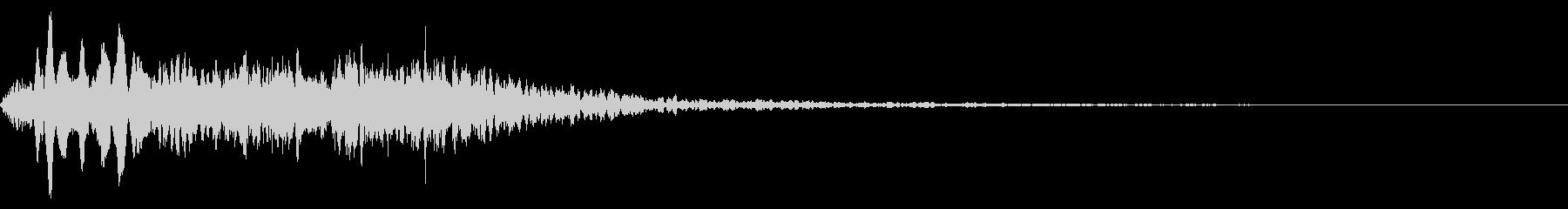 吹きすさぶ風・竜巻系の魔法(低レベル)sの未再生の波形