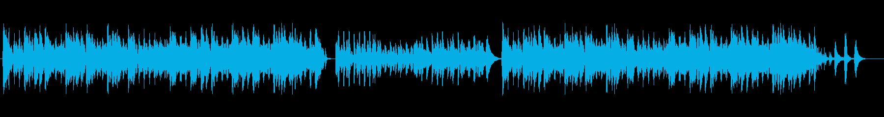 Cartoon 楽しげ ハイテク ...の再生済みの波形