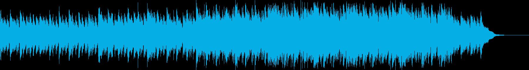 優雅で上品な日常BGMの再生済みの波形