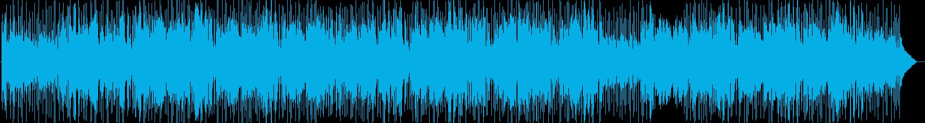 住んでみたくなるようなメルヘンポップの再生済みの波形