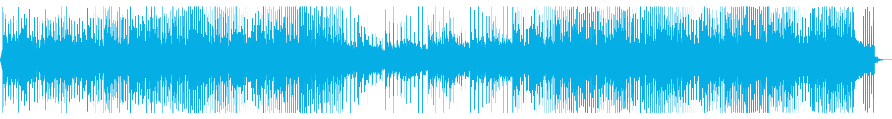 numeralsの再生済みの波形