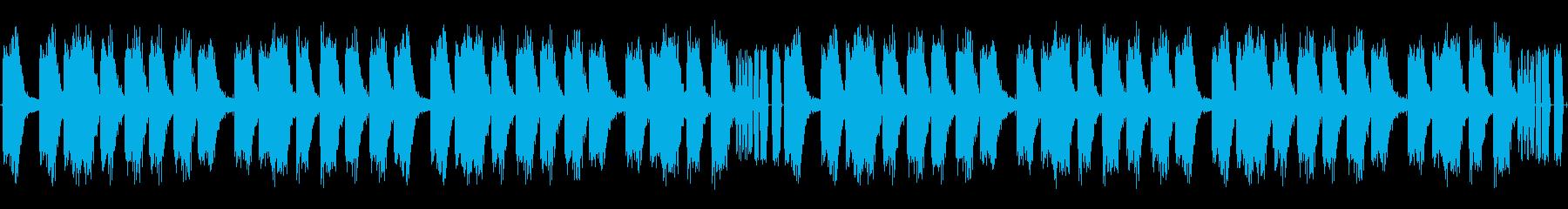 【都会/SE/クラブ/トランス】の再生済みの波形