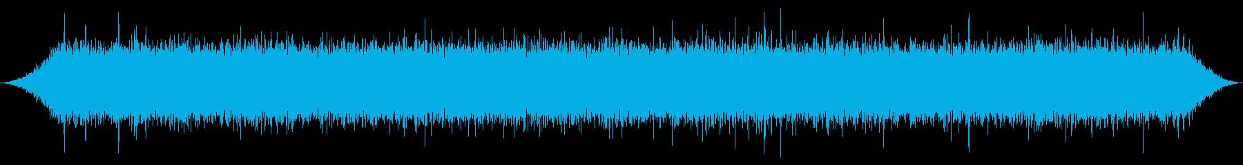 地下の流れまたは暗ul:中程度の流...の再生済みの波形