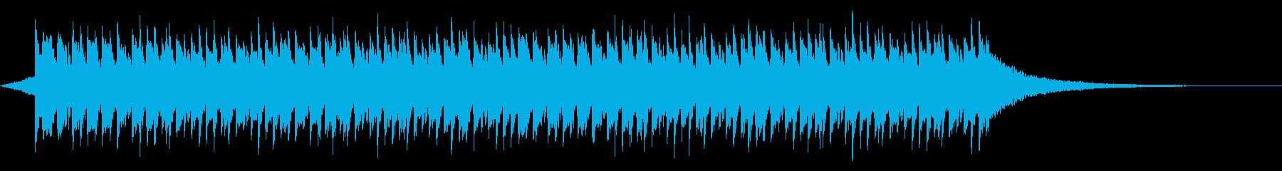 サビのみver エレクトロ 未来 新鮮の再生済みの波形